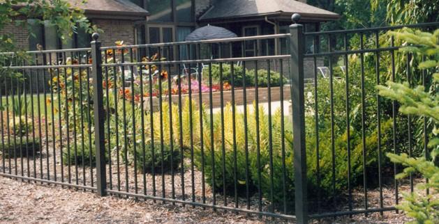 Custom Aluminum Fence Installation Fort Worth Aluminum
