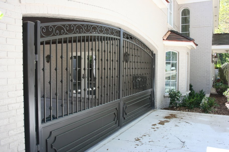 Custom Automatic Gate Installation Fort Worth Electric