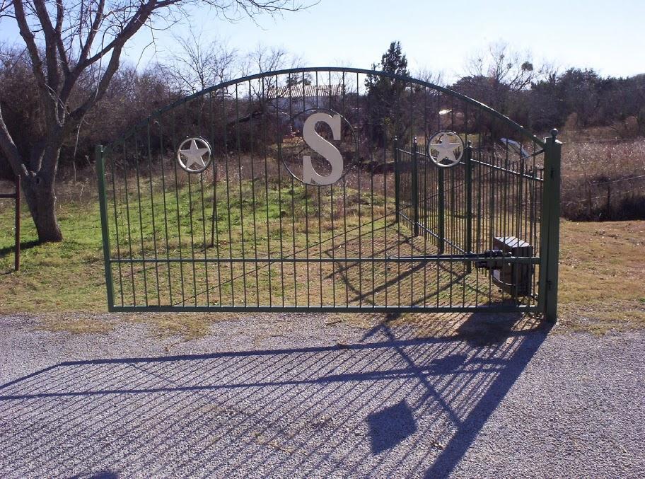 Custom Gate Installation Fort Worth Driveway Gate