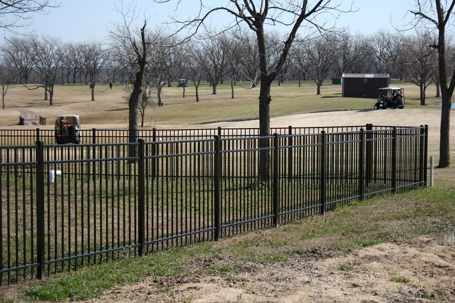 Custom Iron Fence Installation Fort Worth Ornamental