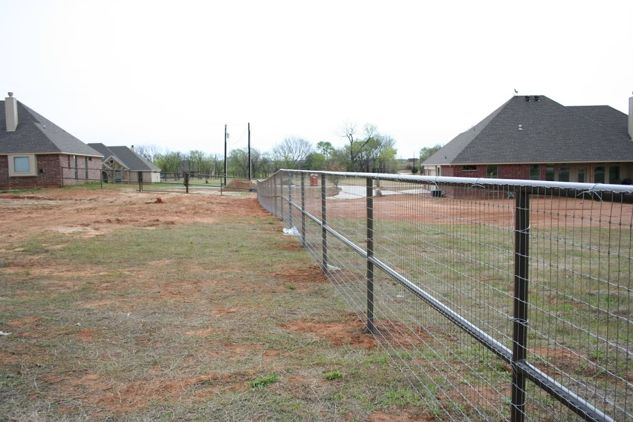 Custom Pipe Fence Installation Fort Worth
