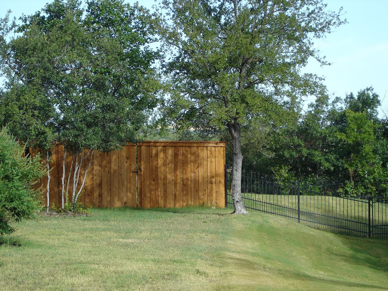 Wood Fence Staining Fort Worth Wood Fences Stained