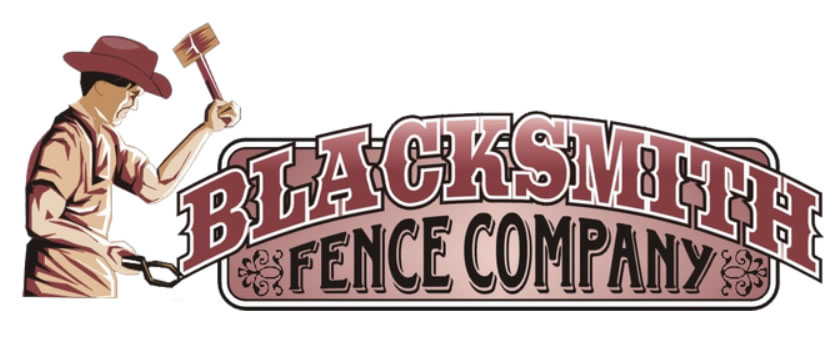 Blacksmith Fence